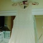 Romantyczna zwiewna sukienka