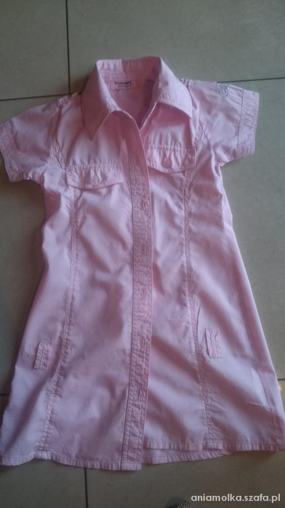 Pretty Sille sukienka koszulowa szmizjerka 110 cm