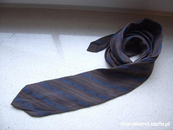 jedwabny krawat Vienna
