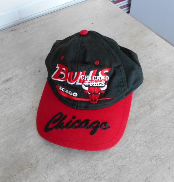 Chicaco bulls oryginalna czapka z daszkiem