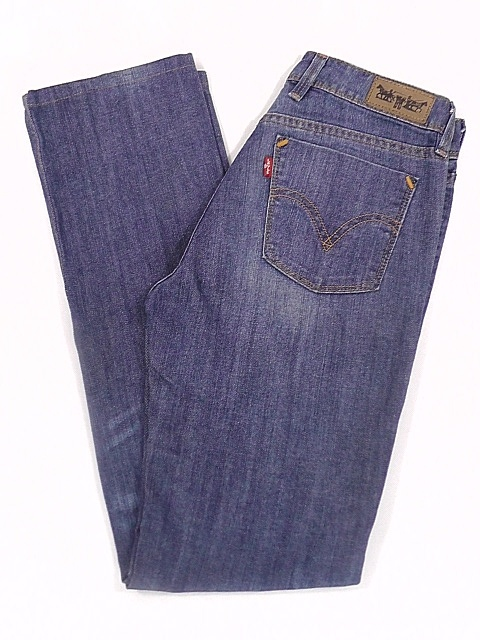 Levis 627 spodnie damskie W27 L30 pas 72 cm