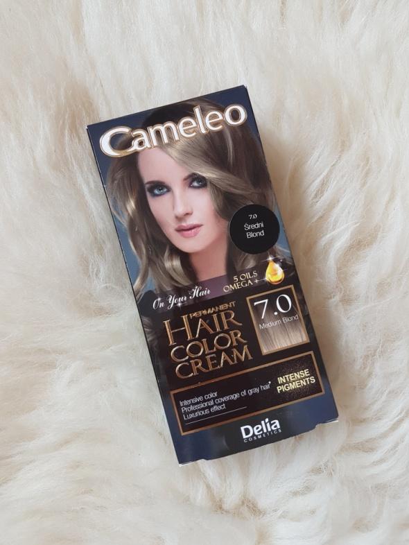 Delia Cameleo Farba do włosów 7 0 Średni Blond