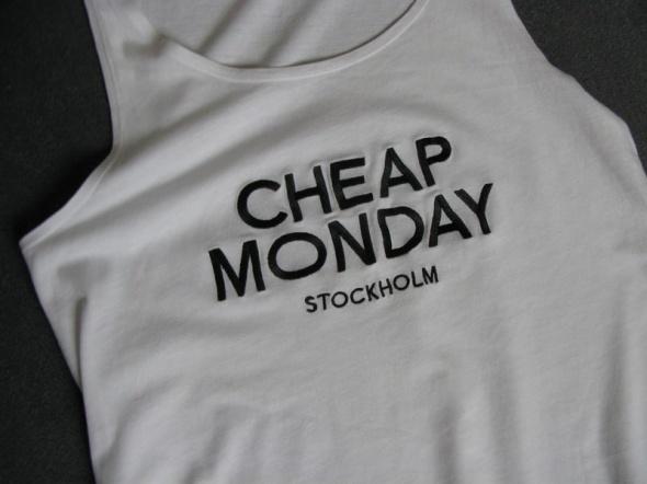 biały top cheap monday