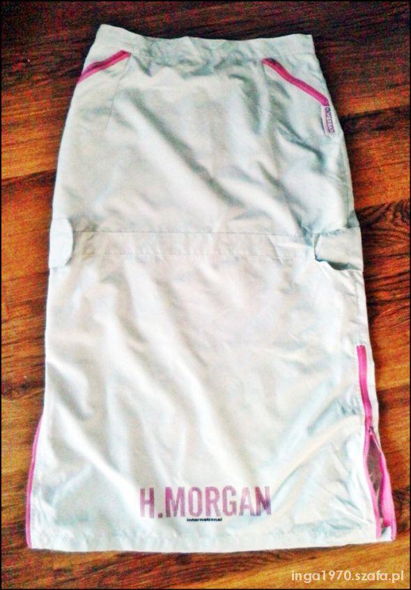 Gołębia sportowa spódnica XS MORGAN pas 62 cm