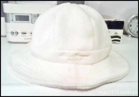 Śliczny polarowy kapelusz TANIO
