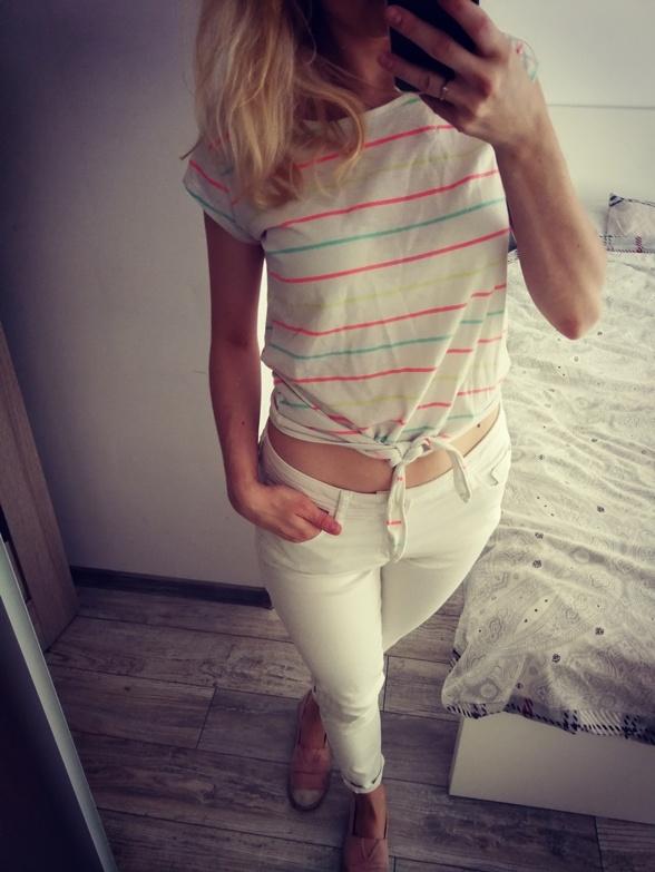 Bluzeczka Bershka S...