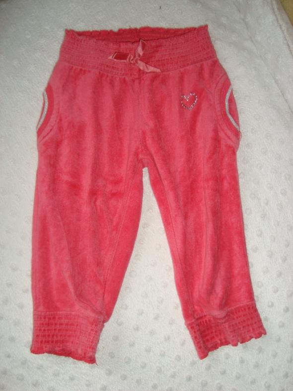 welurowe spodnie girl2girl...
