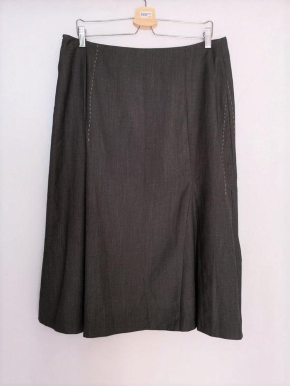 Długa brązowa spódnica Monnari 44