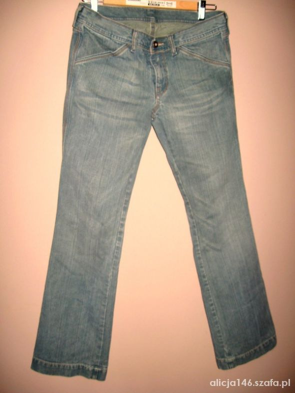 Diesel jeansy spodnie model Nadar W 30 L 32...
