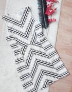 Sukienka geometria H&M...