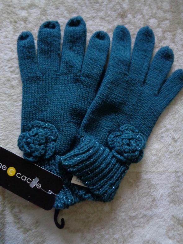 cache cache nowe rękawiczki...