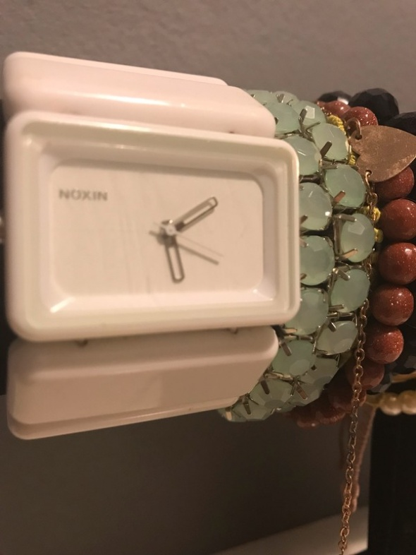 nixon zegarek bransoletka