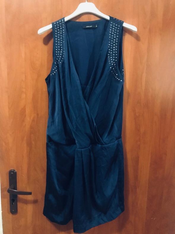 Sukienka damska granatowa Reserved L...
