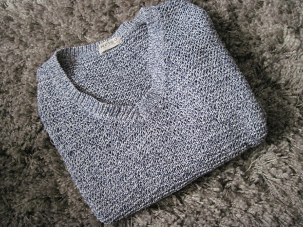 Oversize sweter Marks&Spencer 38 42