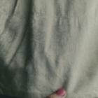 Beżowa spódnica tłoczony wzór kwiatowy