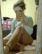 Eleganckie spodnie z kantem New Look