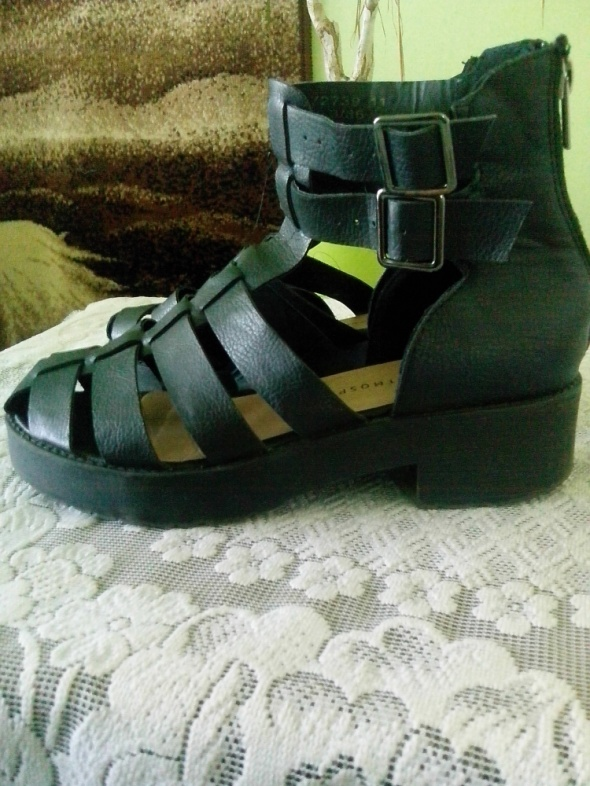 Sandały letnie buty atmosphere