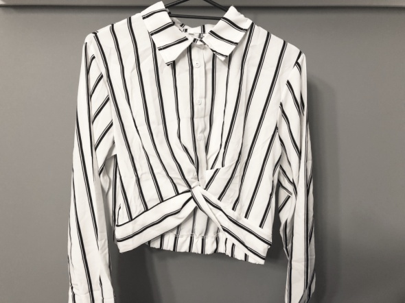 Elegancka Krótka koszula