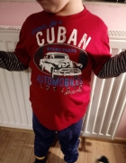 Bluzka Cuban Rebel...