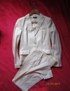 Joop piękny biały garnitur