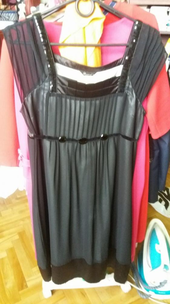 8a59bc8b21 Sukienka elegancka czarna reserved 42 w Suknie i sukienki - Szafa.pl