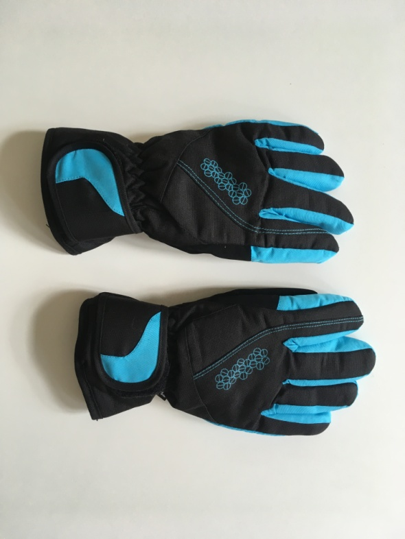 rękawice narciarskie...