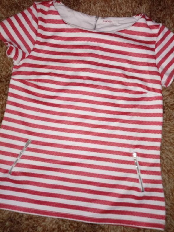 Bluzki camaieu bluzeczka idealny stan
