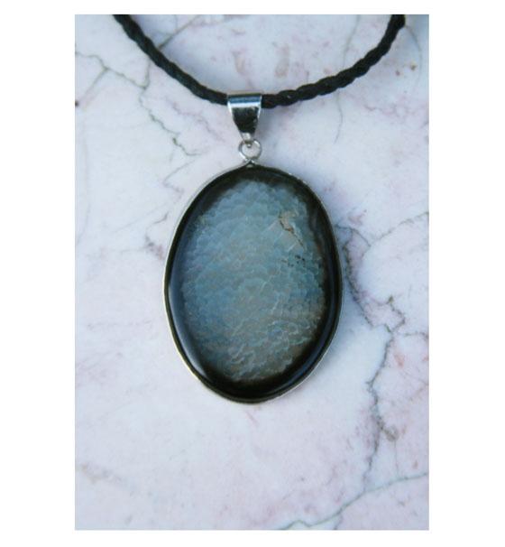 Wisior kamień naturalny agat