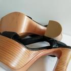 CHLOE Oryginalne sandały na platformie 38 NOWE