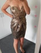 LIPSY Sukienka bez ramiączek 36 S...