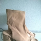 PRIMARK Beżowe modne buciki 40 41