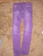 fioletowe spodnie...
