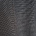 Czarna mini spódniczka M 38 materiał w teksturalny wzór spódnica