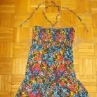 Kombinezon krótki w kwiaty Warehouse 36 38