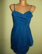 Sukienka ołówkowa gorsetowa BAY 38...