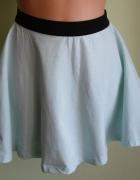 Spódnica rozkloszowana miętowa Terranova 36 38...