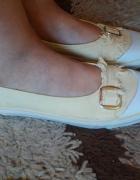 Trampki tenisówki żółte The Shoe Tailor 37