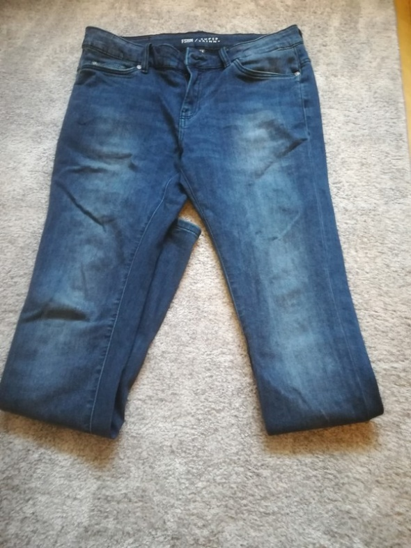 Spodnie Spodnie dżinsowe