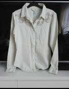 atmosphere koszula jesień jeansowa jasna L 40 hit...