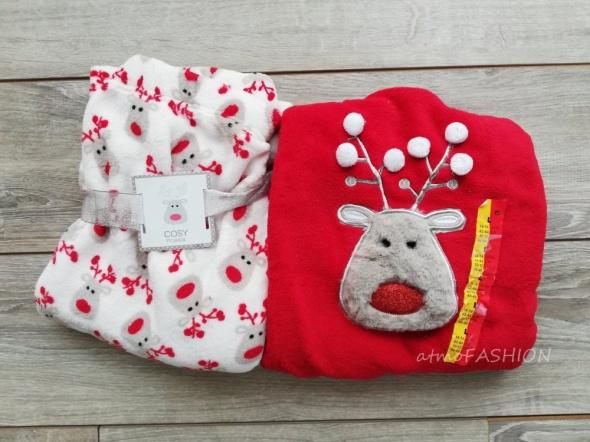 świąteczna piżama wzór w renifery hit 34 36 atmosphere mikołajk...