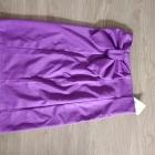 Fioletowa spódnica z kokardą Figl