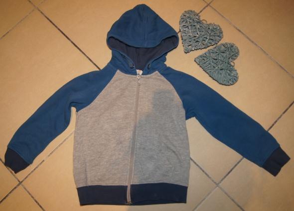 Bluza zestaw chłopiec H&M George rozm 110 116