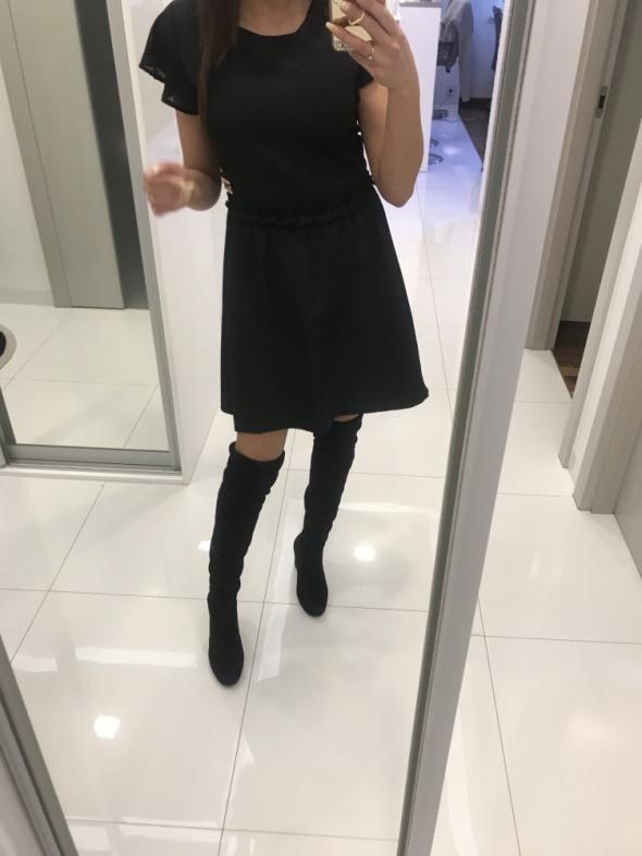 Suknie i sukienki Zjawiskowa czarna Sukienka