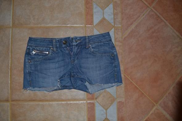 Spodenki Spodenki jeansowe Only s