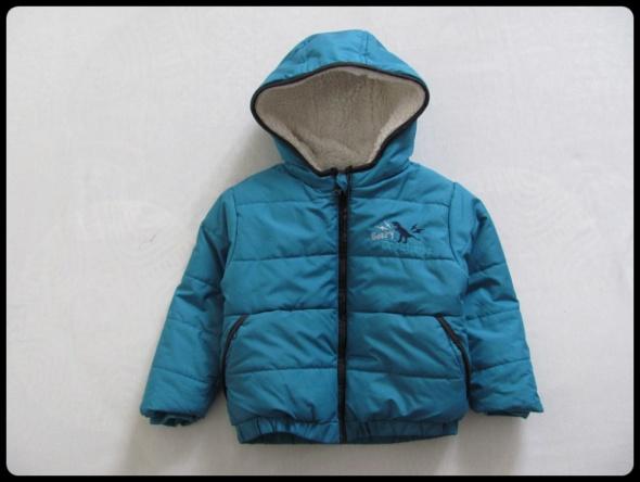 LUPILU ciepła zimowa kurtka na ok 2 lata rozmiar 98