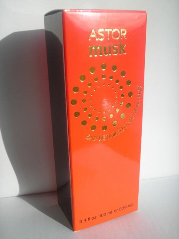 Damska woda toaletowa Astor musk 100 ml...