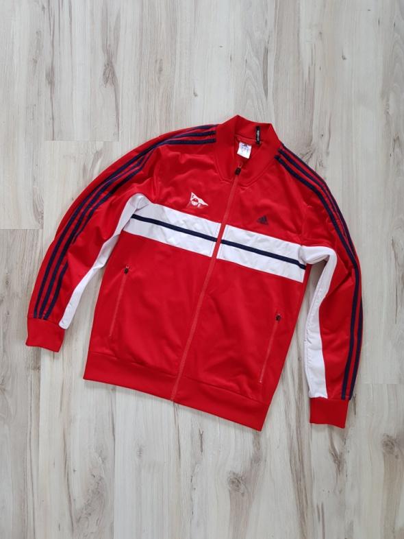 Czerwona bluza Adidas M 38...