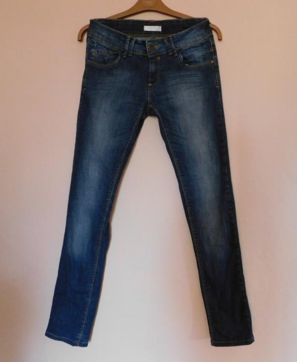 Promod spodnie jeans granatowe 36...