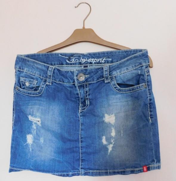 Esprit spódnica jeans mini 38 40...
