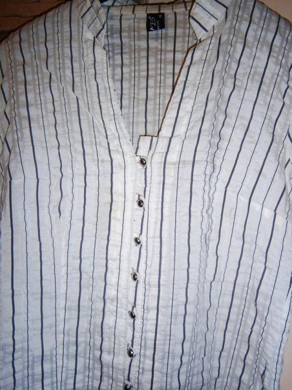 koszula w paski 38